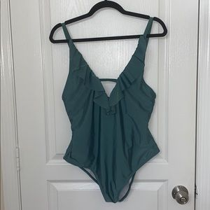 Other - Teal one piece swimsuit